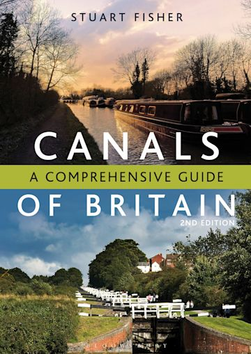 The Canals of Britain cover