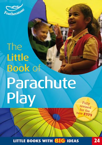 The Little Book of Parachute Play cover