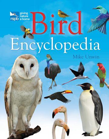 RSPB Bird Encyclopedia cover