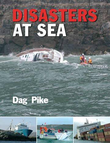 Disasters at Sea cover