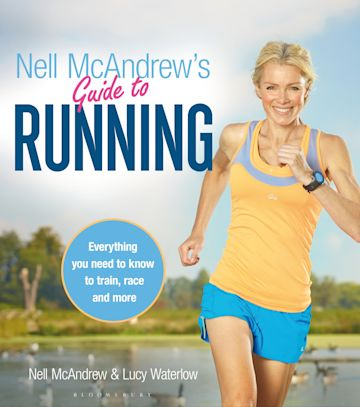 Nell McAndrew's Guide to Running cover