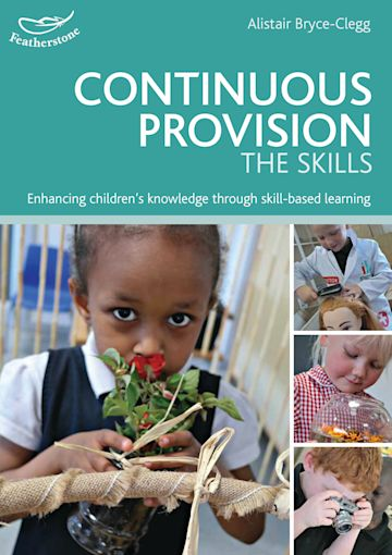 Continuous Provision: The Skills cover