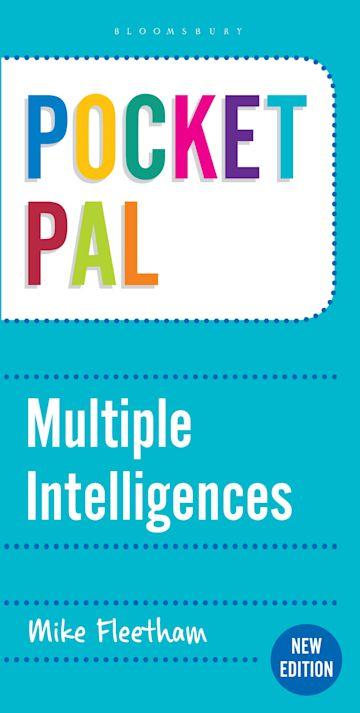 Pocket PAL: Multiple Intelligences cover