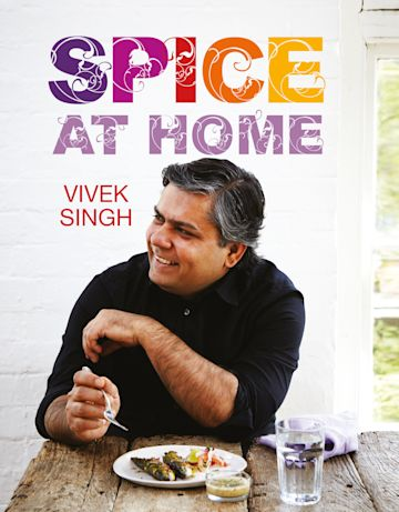 Spice At Home cover