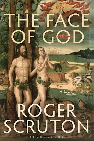 The Face of God cover