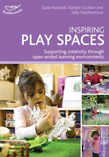 Inspiring Play Spaces cover