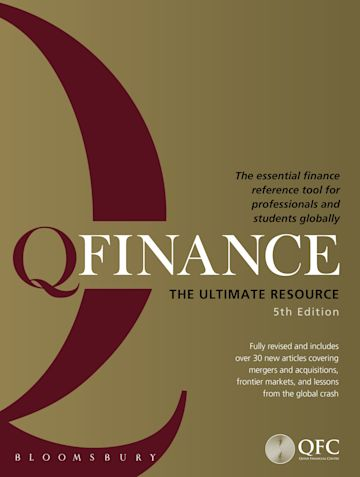 QFINANCE cover