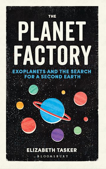 The Planet Factory cover