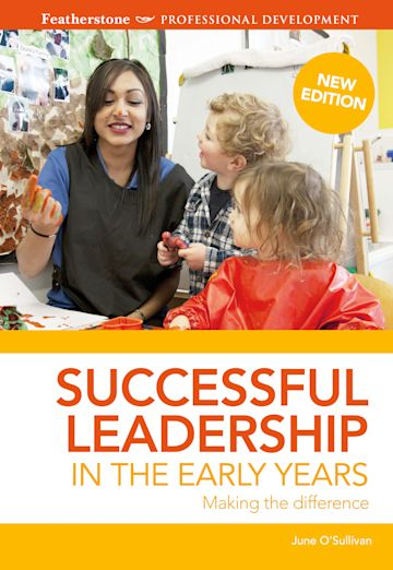 Successful Leadership in the Early Years cover