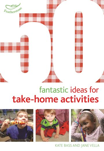 50 Fantastic Ideas for Take-Home Activities cover