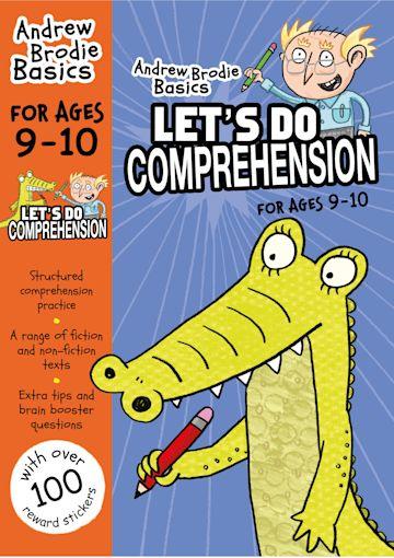 Let's do Comprehension 9-10 cover