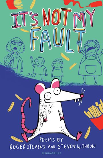 It's Not My Fault! cover