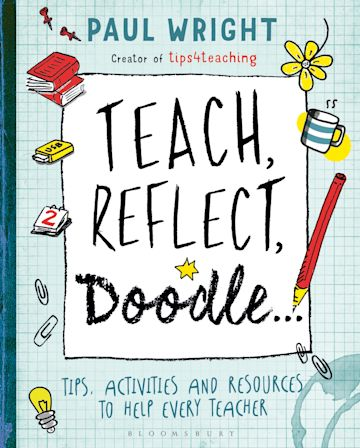 Teach, Reflect, Doodle... cover
