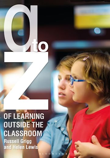 A-Z of Learning Outside the Classroom cover