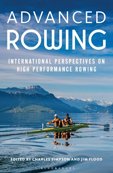 Advanced Rowing cover