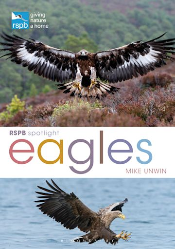 RSPB Spotlight: Eagles cover