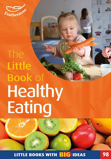 The Little Book of Healthy Eating cover