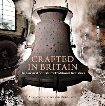 Crafted in Britain cover