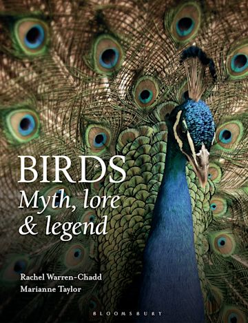 Birds: Myth, Lore and Legend cover