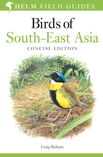 Birds of South-East Asia cover