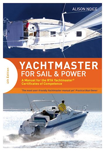 Yachtmaster for Sail and Power cover