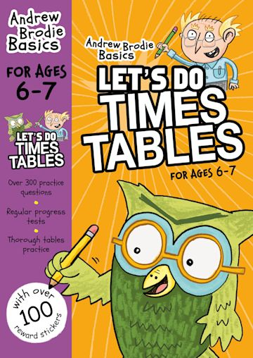 Let's do Times Tables 6-7 cover