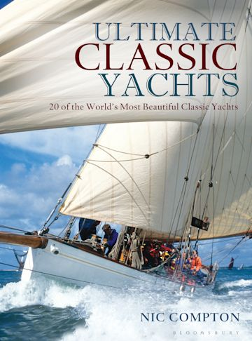 Ultimate Classic Yachts cover