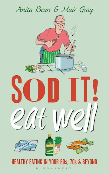 Sod it! Eat Well cover
