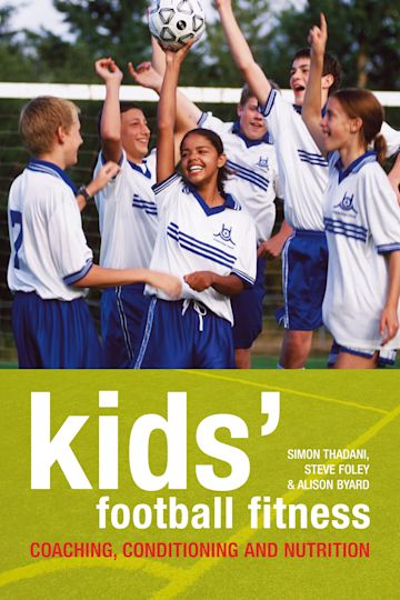 Kids' Football Fitness cover