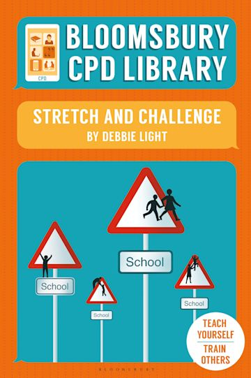 Bloomsbury CPD Library: Stretch and Challenge cover