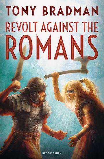 Revolt Against the Romans cover
