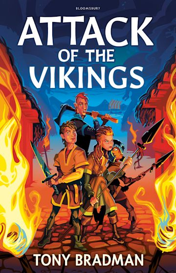 Attack of the Vikings cover
