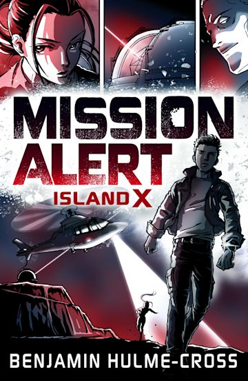 Mission Alert: Island X cover