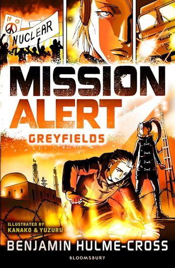 Mission Alert: Greyfields cover