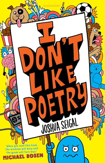 I Don't Like Poetry cover