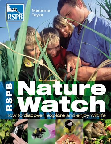 RSPB Nature Watch cover
