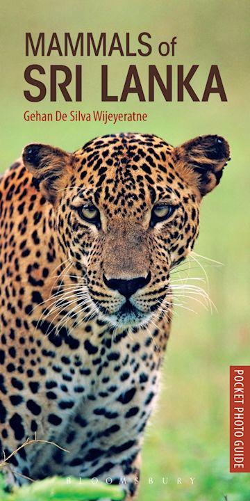 Mammals of Sri Lanka cover