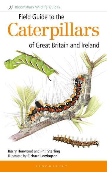 Field Guide to the Caterpillars of Great Britain and Ireland cover