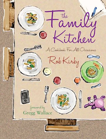 The Family Kitchen cover