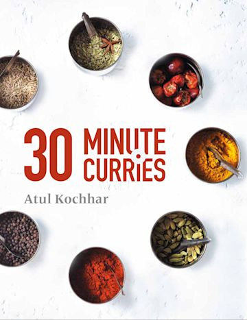 30 Minute Curries cover