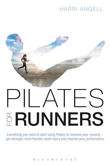 Pilates for Runners cover