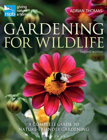 RSPB Gardening for Wildlife cover
