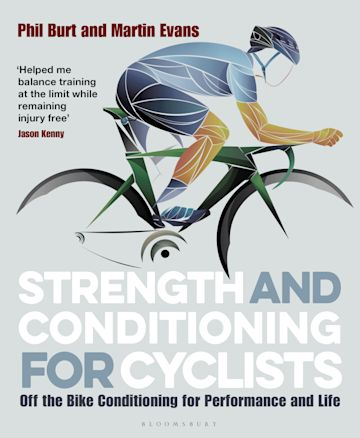 Strength and Conditioning for Cyclists cover
