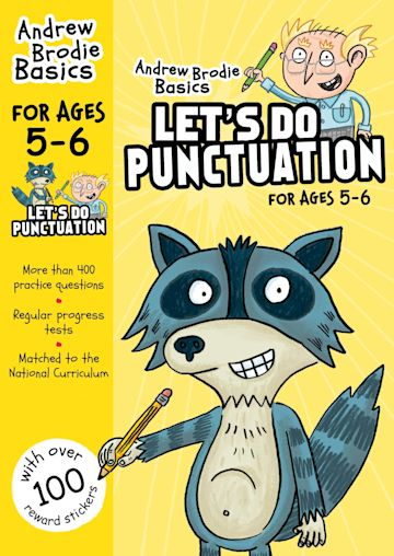 Let's do Punctuation 5-6 cover