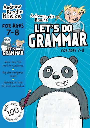 Let's do Grammar 7-8 cover