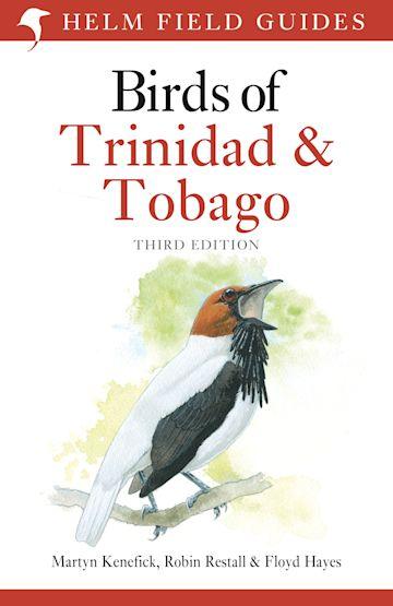 Birds of Trinidad and Tobago cover