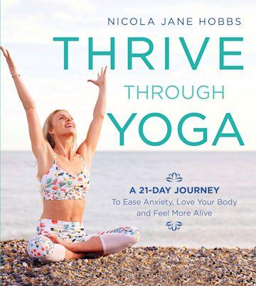 Thrive Through Yoga cover