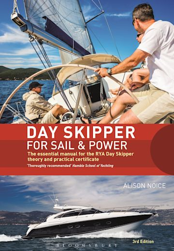 Day Skipper for Sail and Power cover