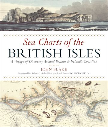 Sea Charts of the British Isles cover