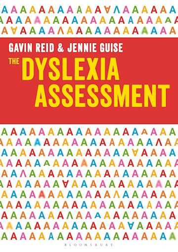 The Dyslexia Assessment cover